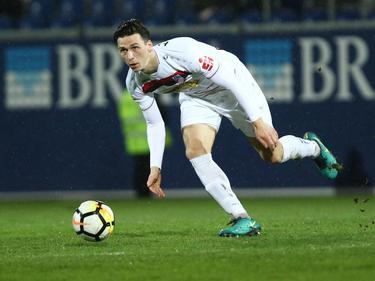 Theo Bergmann wechselt zum 1. FC Kaiserslautern