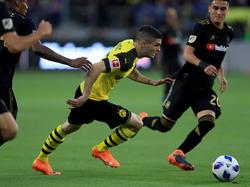 Wechselt Christian Pulisic vom BVB zu Chelsea?