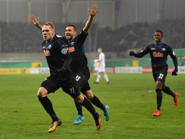 Die Paderborner pflügen derzeit durch die Liga