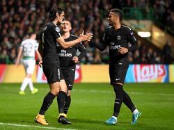 Können Cavani, Neymar und Co. auch gegen Marseille überzeugen?