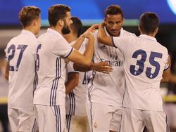 Real bestreitet den UEFA-Supercup mit vielen Nachwuchsspielern