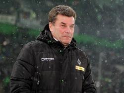 Dieter Hecking muss gegen Bayer 04 Leverkusen antreten