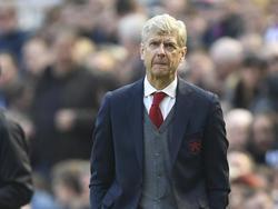 Arsène Wenger möchte mit dem FC Arsenal die Europa League gewinnen
