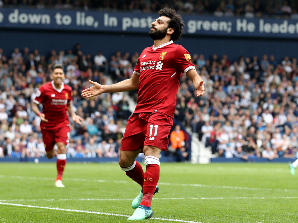 Mohamed Salah ist Spieler des Jahres