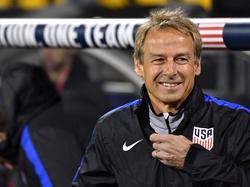 Steht Jürgen Klinsmann bald wieder am Spielfeldrand?