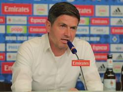 Ralf Becker will den HSV neu aufstellen