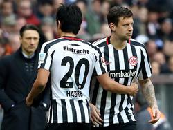 Marco Russ wurde gegen die Bayern in der 64. Minute eingewechselt