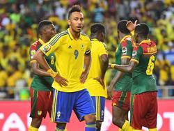 Pierre-Emerick Aubameyang wird mit Gabun nicht an der WM teilnehmen