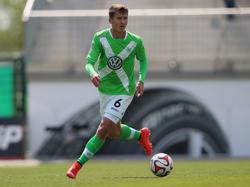 Der VfL Wolfsburg verlängert mit Paul Seguin