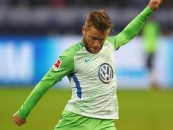 Jakub Blaszczykowski ist beim VfL Wolfsburg auf den Trainingsplatz zurückgekehrt