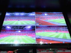 Der Videobeweis ist mittlerweile Teil der offiziellen Fußball-Regeln