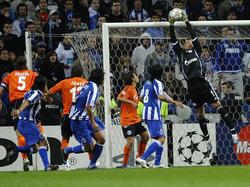 Manuel Neuer zeigte gegen Porto die beste Leistung seiner Karriere