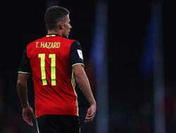 Hofft auf einen Platz im WM-Kader: Thorgan Hazard von Borussia Mönchengladbach