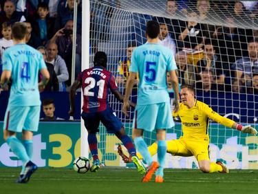 FC Barcelona kassierte erste Liga-Pleite bei UD Levante