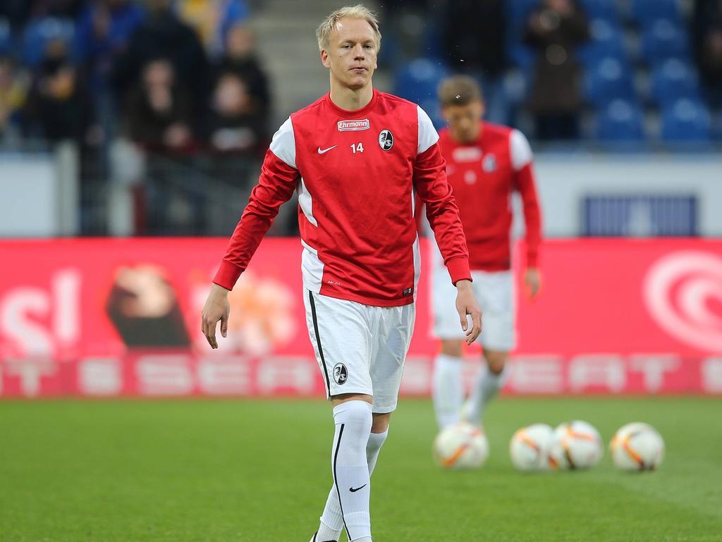 Håvard Nielsen spielt fortan in Düsseldorf