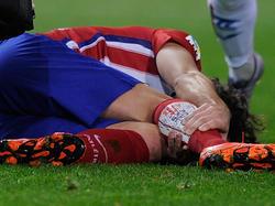 Tiago wird Atlético lange fehlen