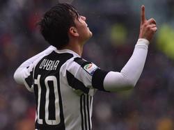 Juventus feiert den elften Sieg in Folge
