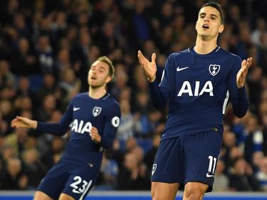 Tottenham Hotspur patzt bei Brighton and Hove Albion
