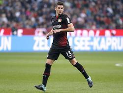 Lucas Alario fügte sich bei Leverkusen direkt gut ein