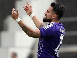 Marcos Álvarez stürmt zukünftig für Dynamo Dresden