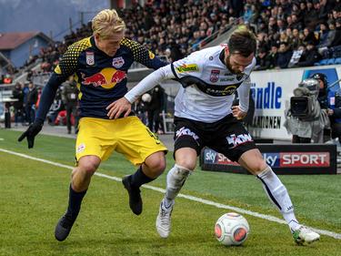 Red Bull Salzburg und der SCR Altach werden einen Tag später aufeinandertreffen