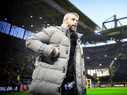 Marco Rose schaltete mit Salzburg in der Europa League unter anderem den BVB aus