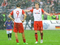 Die Angst vor dem Abstieg wächst beim 1. FC Kaiserslautern