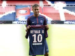 222 Millionen Euro hat Neymar gekostet