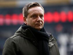 Horst Heldt nahm nicht an der jüngsten 96-Pressekonferenz teil
