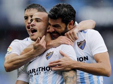 De aanvallers van Málaga die het Real Madrid lastig gaan maken in de laatste wedstrijd van de competitie