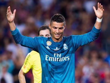 Cristiano Ronaldo ist vom spanischen Verband für fünf Spiele gesperrt worden