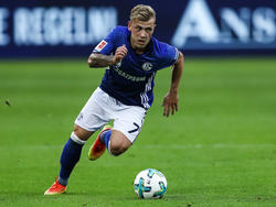 Ob Max Meyer das Schalke-Trikot über den Sommer hinaus trägt, ist weiterhin offen