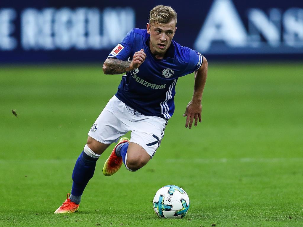 Der Vertrag von Max Meyer beim FC Schalke 04 läuft im Sommer aus