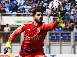 Johnny Herrera sieht sich als besten chilenischen Keeper aller Zeiten