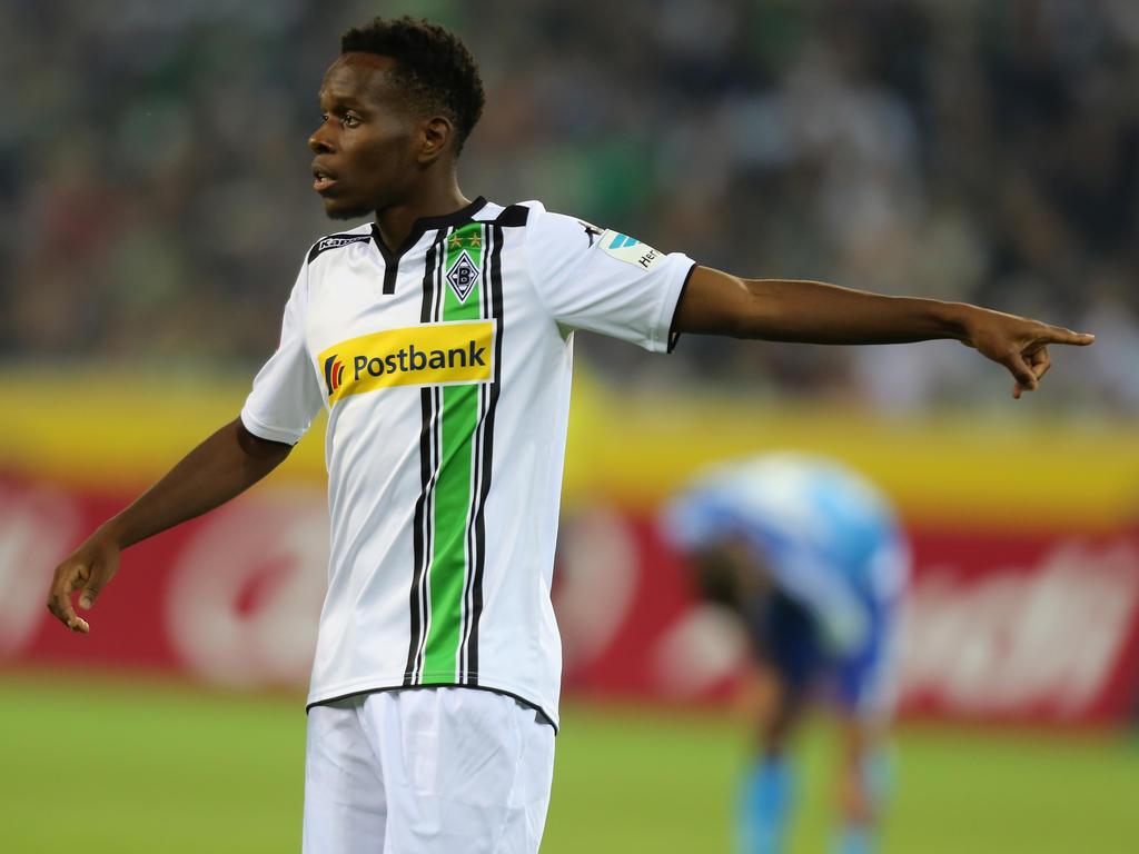 Soll nun auch wieder für Guinea die Fäden ziehen: Gladbachs Ibrahima Traoré