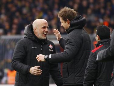 Michael Frontzeck gelang der dritte Sieg als Kaiserslautern-Trainer
