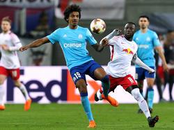 Luiz Gustavo ist einer der Anführer bei Olympique Marseille