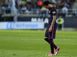Neymar ist für drei Spiele gesperrt und verpasst den Clásico