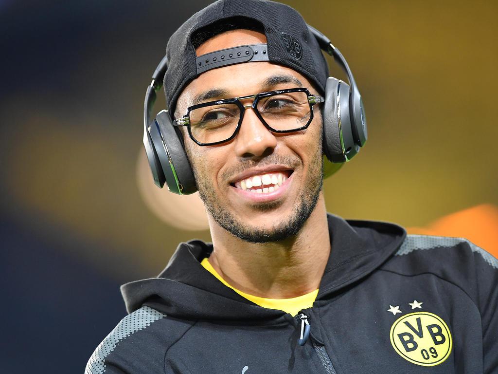 BVB-Star Pierre-Emerick Aubameyang nimmt Stellung zu den Barça-Gerüchten