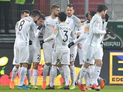 Wichtiger Auswärtsdreier für den VfL Bochum