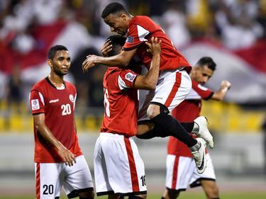 Die jemenitische Nationalmannschaft sorgt für positive Schlagzeilen in Zeiten des Krieges