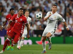 Jérôme Boateng hat großen Respekt vor Cristiano Ronaldo
