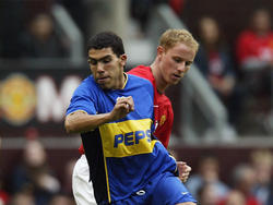 Carlos Tevez 2002