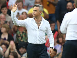 Für Robbie Williams geht ein Kindheitstraum in Erfüllung