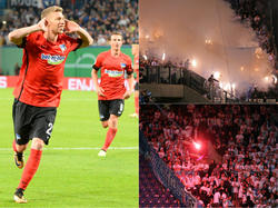 Fan Randale überschatten Herthas Pokalsieg im Ostseestadion