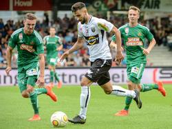 Lucas Galvão da Costa Souza spielt ab sofort nicht mehr gegen, sondern für Rapid