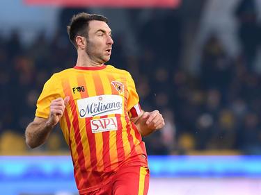 Fabio Lucioni von Benevento Calcio wurde des Dopings überführt