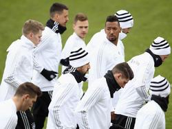 Spannender Konkurrenzkampf im DFB-Team