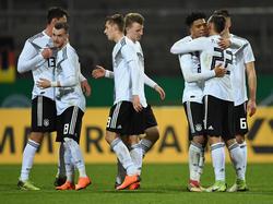 Viele Bundesliga-Bankdrücker blühen in der U21 auf