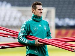 Miroslav Klose wird in der nächsten Saison den Bayern-Nachwuchs trainieren